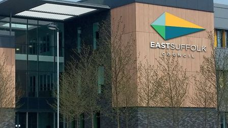East Suffolk Council said its finances were in a better position that many councils for it to recove