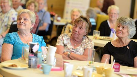 Age UK Suffolk held 'chinwags' to help older people stay connected - all its services will now be lo