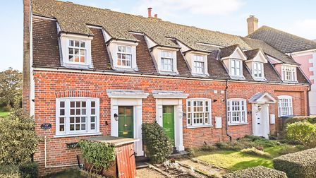 This charming home in Aldeburgh is listed for �400,000 Picture: Bedfords