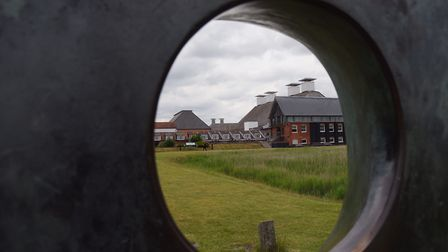 Staff are facing the threat of job losses at Snape Maltings Picture: SARAH LUCY BROWN