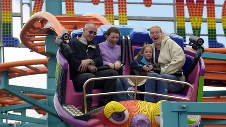 Memories of one of the fun rides at Pleasurewood Hill Picture: KEIRON TOVELL