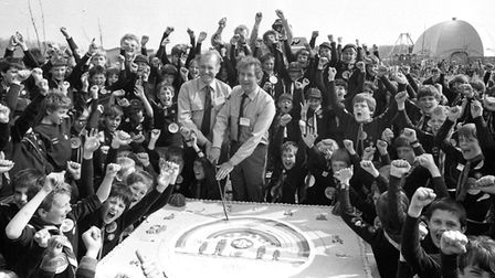 Were you one of the Suffolk cub scouts who attended the 70th birthday part at Pleasurewood Hills, Lo