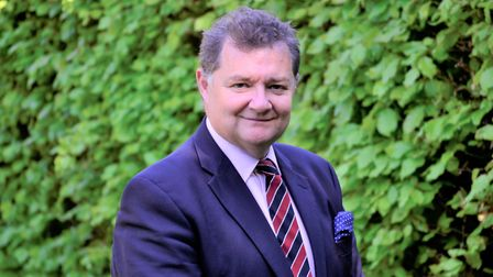 R3 Eastern chairman Alistair Bacon of AMB Law in Ipswich Picture: ALISTAIR BACON