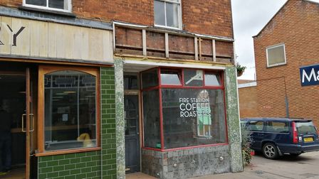 The Fire Station will become the new home of the Cake Shop Picture: ARCHANT