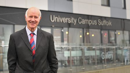 Bill Tancred, who has competed in both Olympic and Commonwealth Games, received an honorary doctorat