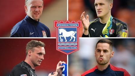 Ipswich Town look set to add a senior goalkeeper to their ranks before the start of the 2019/20 seas