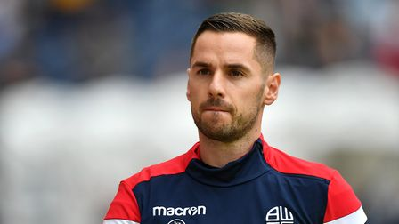 Former Bolton keeper Remi Matthews is training with Ipswich. Photo: PA