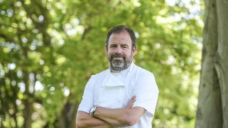 Chris Lee, Head Chef and owner of The Bildeston Crown, has hit out over diners who fail to show up P