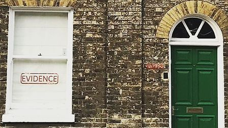 The Evidence Room escape centre in Risbygate Street, Bury St Edmunds Picture: BENEDICT CUNNINGHAM