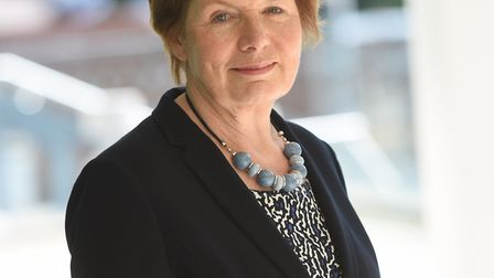 Mary Evans, Conservative cabinet member for education at Suffolk County Council, expressed frustrati