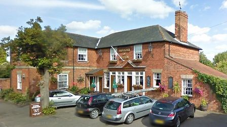 The Shoulder of Mutton pub in Assington is warning its customers to be 'mindful' after a punter test