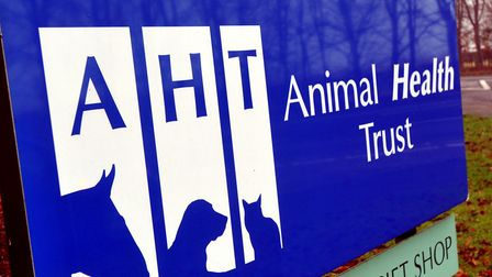 The Animal Health Trust at Lanwades Park in Kentford, near Newmarket, announced in March it was in