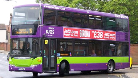 Ipswich Buses hope to attract passengers back to their vehicles. Picture: IPSWICH BUSES