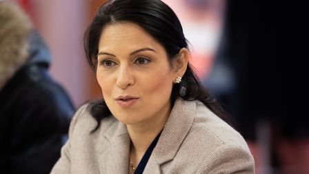 Home Secretary Priti Patel has called for social media companies to act faster Picture: SARAH LUCY B