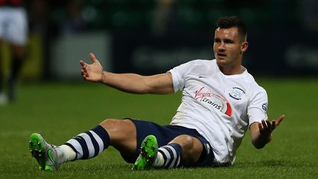 Former Preston defender Bailey Wright has been released by Bristol City. Photo: PA