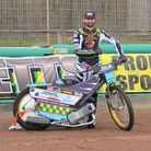 Danny Ayres had agreed a deal to ride for Ipswich Witches in 2020 Picture: CAROL DOWNIE