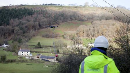 Openreach will train drone pilots at their revamped facility in Brightwell, near BT's Adastral Park