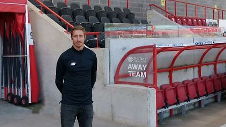 Former Ipswich Town star Lee Martin has signed for Ebbsfleet United of the National League South Pic