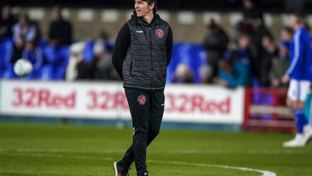 Fleetwood Town manager Joey Barton is known to be a fan of James Norwood. Picture Steve Waller www