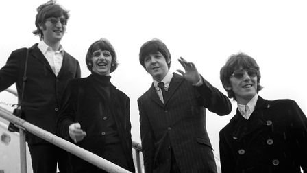 Were The Beatles the first and best boy band? Picture: PA Wire/PA Images