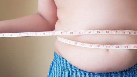 The government has announced fresh plans to tackle the obesity crisis in the UK. Picture: GETTY IMAG
