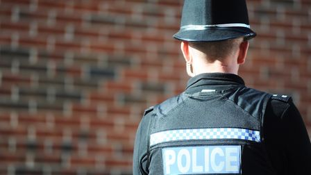 PC Sabar Mhatay has been given a written warning by Essex Police Picture: ARCHANT