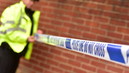 Man left with 8cm cut to head following altercation at property in London Road, Ipswich Picture: SAR