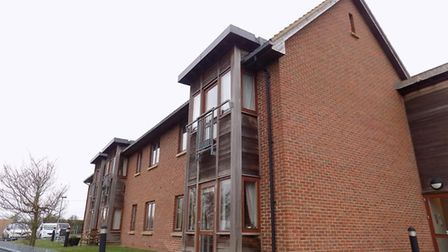 This very sheltered flat in Haughley, for over-55s only, is available for £47,000 Picture: LACY SCOT