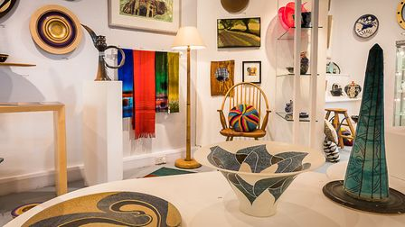 Suffolk Craft Society celebrates its 50th anniversary this year with an online exhibition which serv