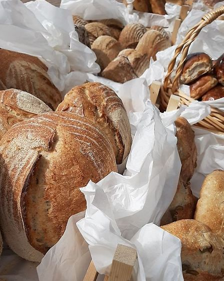 Freshly baked breads and goods - a quintessential market staple Picture: Suffolk Market Events