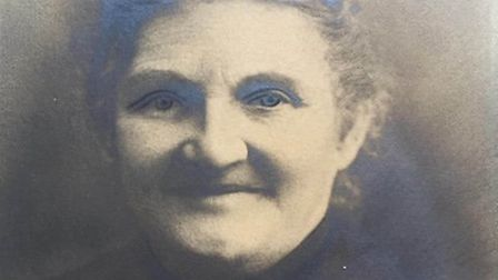 Bridget's great-grandmother Mary, who was born on Ascension Island and spent time aboard HMS Tortois