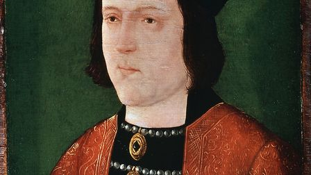 Bridget's husband Paul is a descendant of Edward IV of England Picture: Getty Images