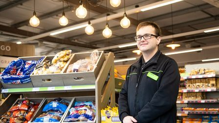 Central England Co-op staff has analysed how shopping habits changed during lockdown Picture: ALEX