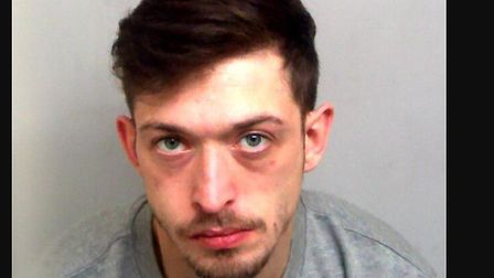 Rhys Welham, who was also jailed at Chelmsford Crown Court Picture: ESSEX POLICE