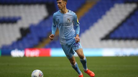 New Bristol Rovers signing Zain Westbrooke helped Coventry to the League One title last season. Phot