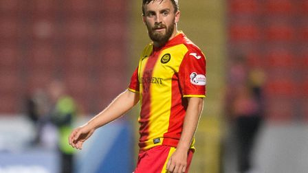 New Burton signing Steven Lawless has spent his entire career in Scotland. Photo: PA
