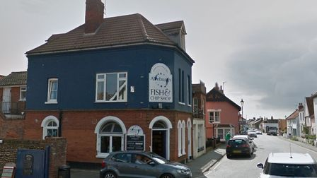 Aldeburgh Fish and Chip Shop has been highly rated by a top chef Picture: GOOGLE MAPS