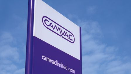 Thetford-based Camvac is a global supplier of metallised and clear barrier films and laminates Pict
