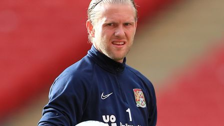 Ipswich Town have agreed a deal for former Northampton Town goalkeeper David Cornell. Picture: PA