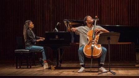 Sheku snd Isata Kanneh-Mason who will be performing at Snape Maltings Picture: COURTESY BRITTEN PEAR