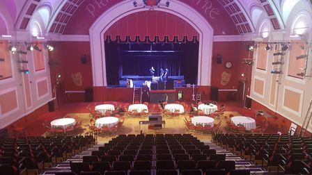 The Princes Theatre in Clacton has cancelled all shows in 2020. Picture: TENDRING DISTRICT COUNCIL