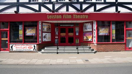 A drive-in cinema event is to be held to raise money for Leiston Film Theatre Picture: CHARLOTTE BO
