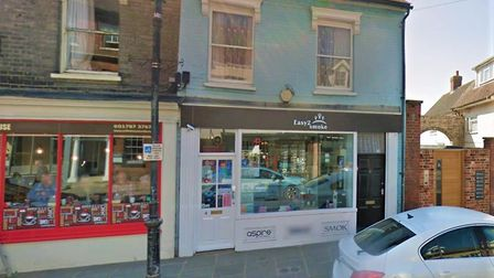 Plans for a new fish and chip shop on Gainsborough Street in Sudbury have been submitted in place of