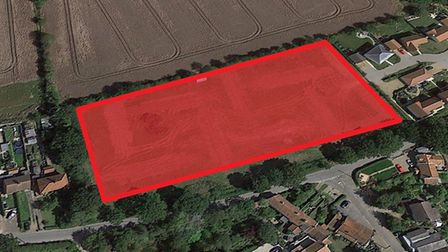 Hopkins and Moore (Developments) Ltd has been granted permission to build 26 new homes in Darsham, c