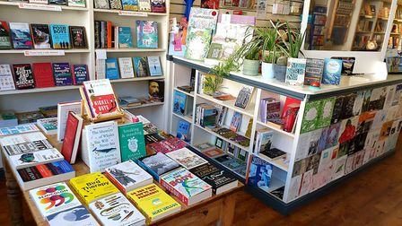 As well as books, Stillwater Books also sells stationary, cards and journals Picture: Stillwater Boo