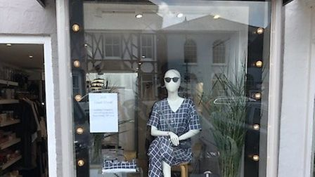 Joli is an indepedent womenswear and lifestyle store based in Aldeburgh Picture: Joli