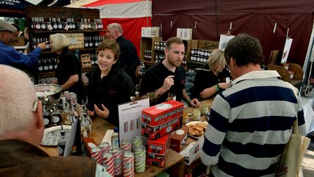 Aldeburgh Food and Drink Festival at Snape Maltings is returning at the end of September with a spec