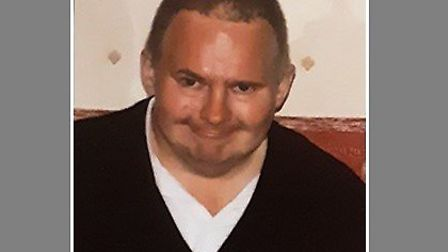 John Daly has gone missing form his Newmarket home prompting a police appeal. Picture: SUFFOLK CONST