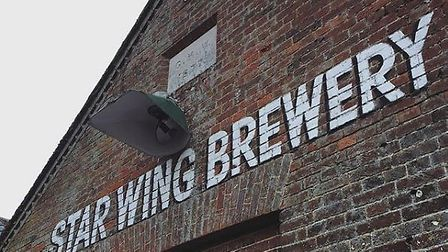 Star Wing Brewery has been based in Redgrave for six years Picture: Star Wing Brewery