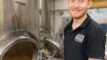 Brewery manager David Upton Picture: Star Wing Brewery